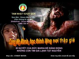 Sưu tầm : Simon Maria Trần (Các chứng từ về Mẹ) Slideshow : Giuse Maria Định GMD.128.10