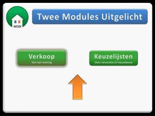Twee Modules Uitgelicht