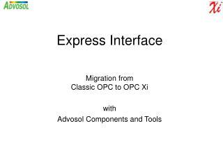 Express Interface