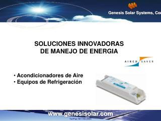 genesisolar