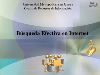 Universidad Metropolitana en Jayuya Centro de Recursos de Información