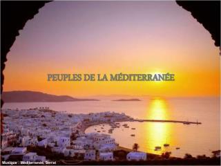 Musique  :  M�diterran�e , Serrat