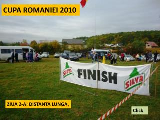 CUPA ROMANIEI 2010