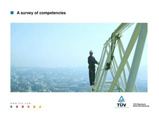 A survey of competencies