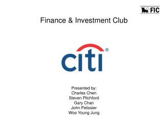 Finance & Investment Club