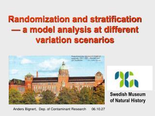 Anders Bignert ,   Dep. of Contaminant Research 06.10.27