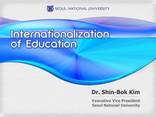 Dr. Shin-Bok Kim