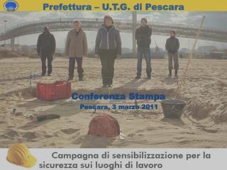 Prefettura –  U.T.G.  di Pescara