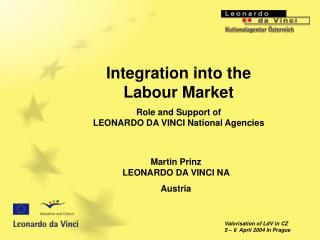 Integration into the             Labour Market