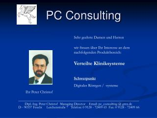 PC Consulting