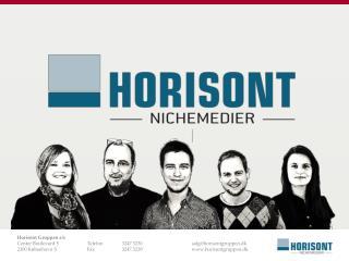 Horisont Gruppen a/s Center Boulevard 5Telefon 3247 3230salg@horisontgruppen.dk