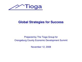 Global Strategies for Success