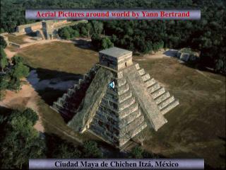 Ciudad Maya de Chichen Itzá, México