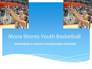 Mona Shores Youth Basketball