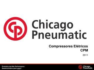 Compressores Elétricos CPM