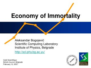 Economy of Immortality