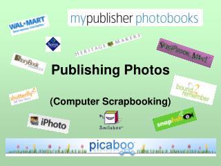 Publishing Photos