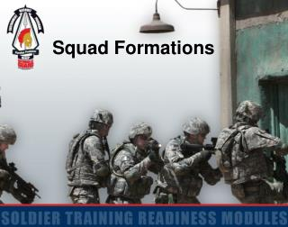 Squad Formations
