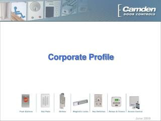 Corporate Profile