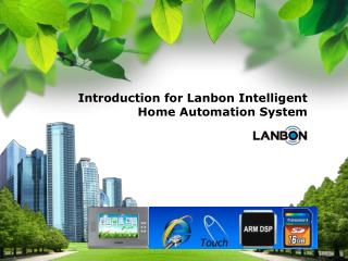 Introduction for Lanbon Intelligent  Home Automation System
