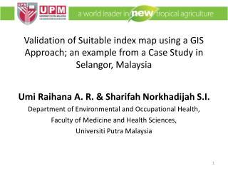 Umi Raihana A. R. & Sharifah Norkhadijah S.I.