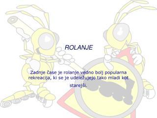 ROLANJE