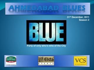 Ahmedabad  Blues