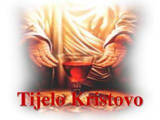 Tijelo Kristovo