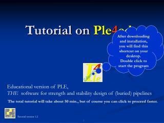 Tutorial on  Ple 4 edu