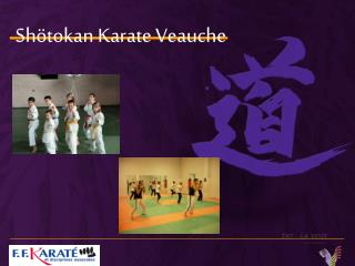 Sh�tokan Karate Veauche