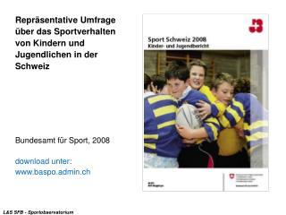 Kinder (10-14 Jahre) im Sportverein