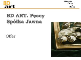 BD ART. Pęscy  Spółka Jawna