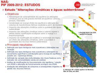 NAS: PIP 2009-2012: ESTUDOS