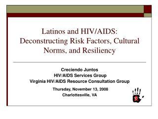 Latinos and HIV