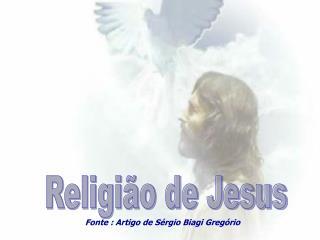 Religião de Jesus