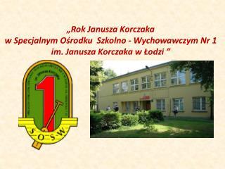 2012 Rok Janusza Korczaka