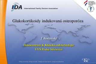 Glukokortikoidy indukovaná osteoporóza