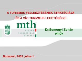Dr.Somogyi Zolt�n eln�k