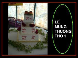 LE MUNG THUONG THO 1