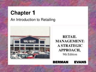 An Introduction to Retailing