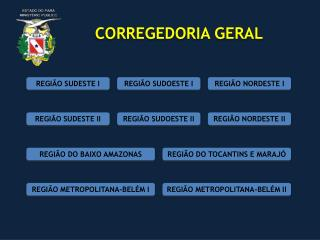 CORREGEDORIA GERAL