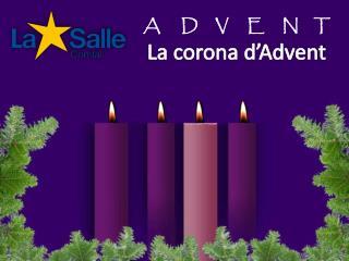 La corona d'Advent