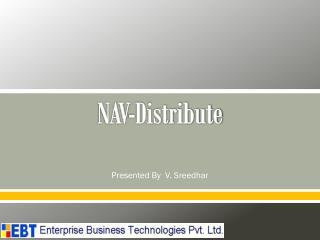 NAV-Distribute