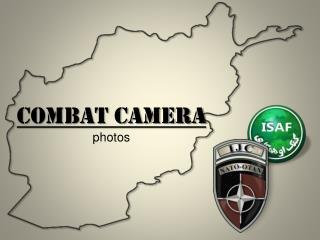 Combat Camera photos