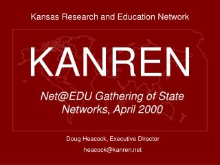 Kansas Research and Education Network