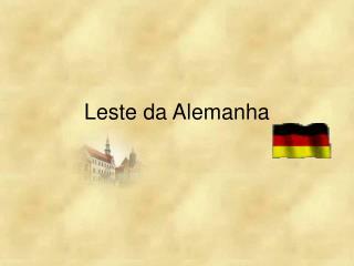 Leste da Alemanha