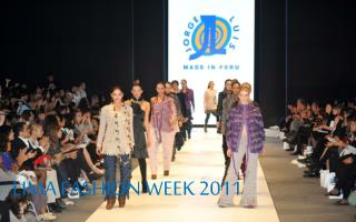 LIMA FASHION WEEK 2011