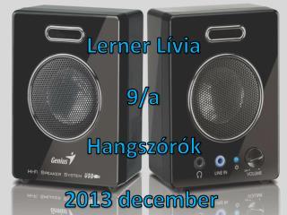 Lerner L�via