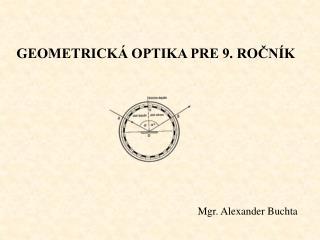 Mgr. Alexander Buchta