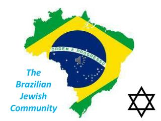 The Brazilian Jewish Community